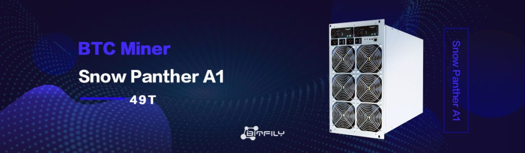Buy Snow Panther A1 Cheetah miner @miner.ae