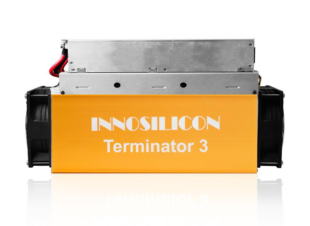 Buy Innosilicon T3-43T miner @miner.ae