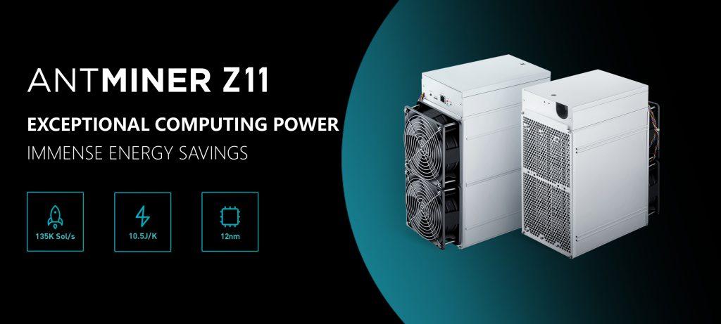 Buy Z11E Antminer @miner.ae