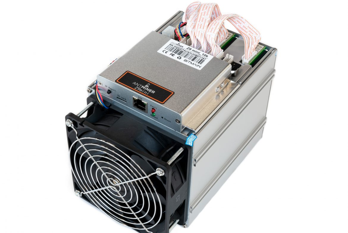 Buy Z9 Mini Antminer @miner.ae