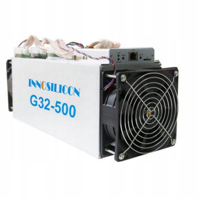 Buy Innosilicon G32-500 @ miner.ae