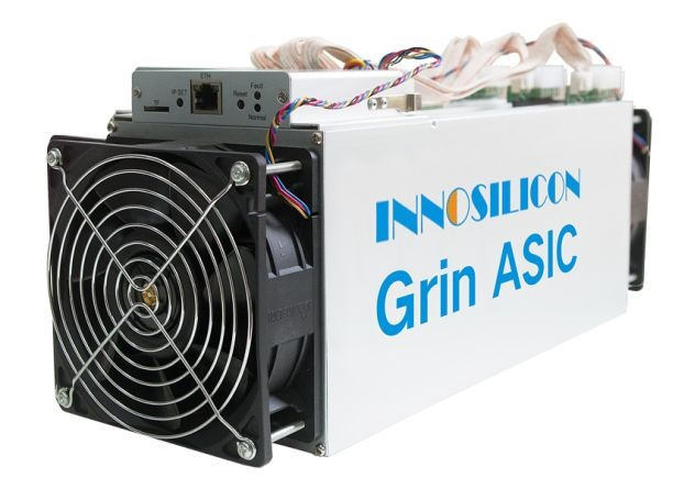 Innosilicon G32 500 Grin Miner